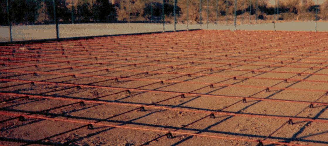 tennis court construction ri